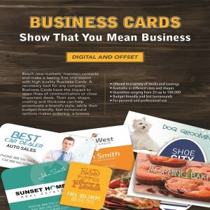 1000 custom business cards guelph signs business cards reheart Image collections