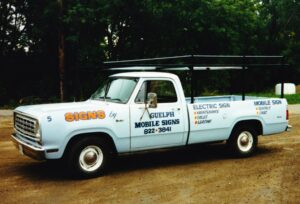 GMS Old Truck