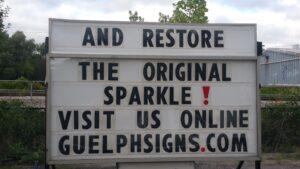 and restore the original Sparkle!