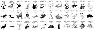 clipart options